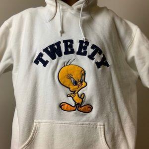 Tweety Warner Bro Hoodie